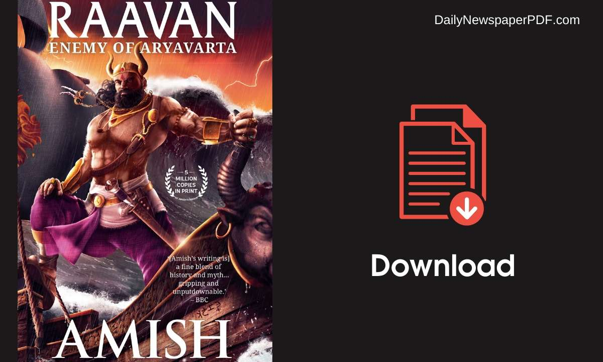 Raavan Enemy of Aryavarta PDF